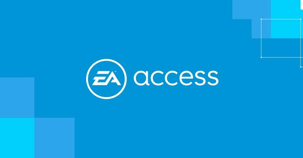 EA Access pelipalvelu tuli PS4-konsoleille!