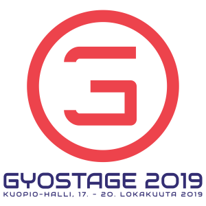 Kuopio-hallilla järjestetään 17.-20.10.2019 Gyostage 2019 turnaus!