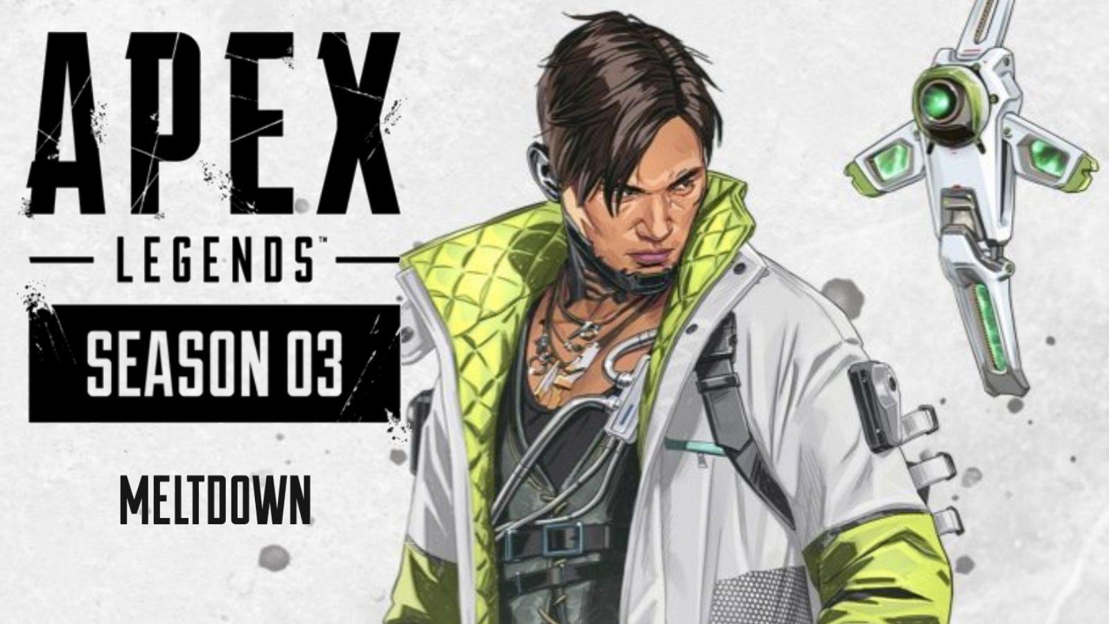 Apex Legends saa vihdoin uuden kartan!