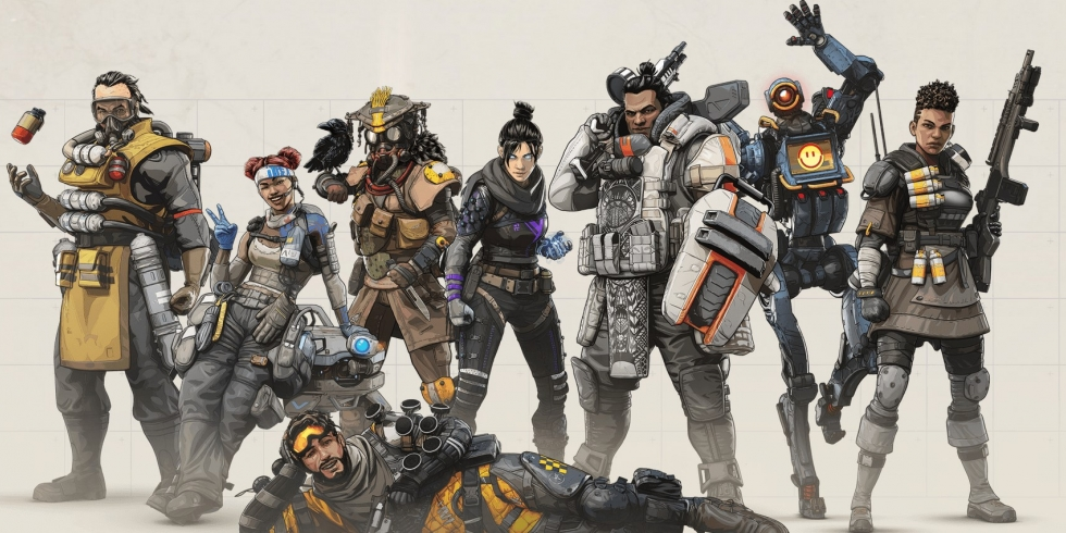 Apex Legendsiin tulee Duo-pelimuoto!
