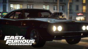 Fast and Furious – Crossroads peli tulossa toukokuussa 2020