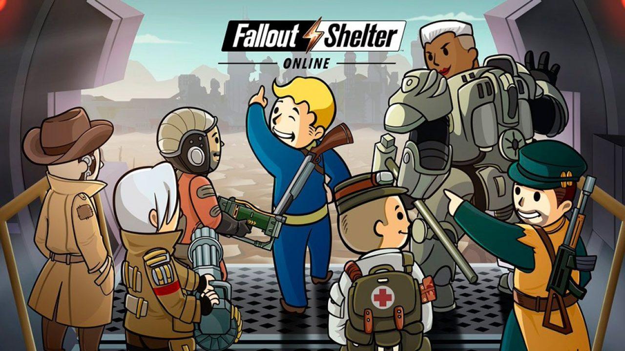 Bethesda julkaisee yllätyksenä Fallout Shelter Online-mobiilipelin!