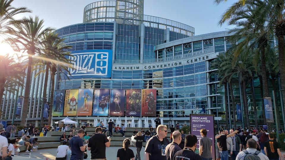 BlizzCon pelitapahtuma peruttu Koronan takia!