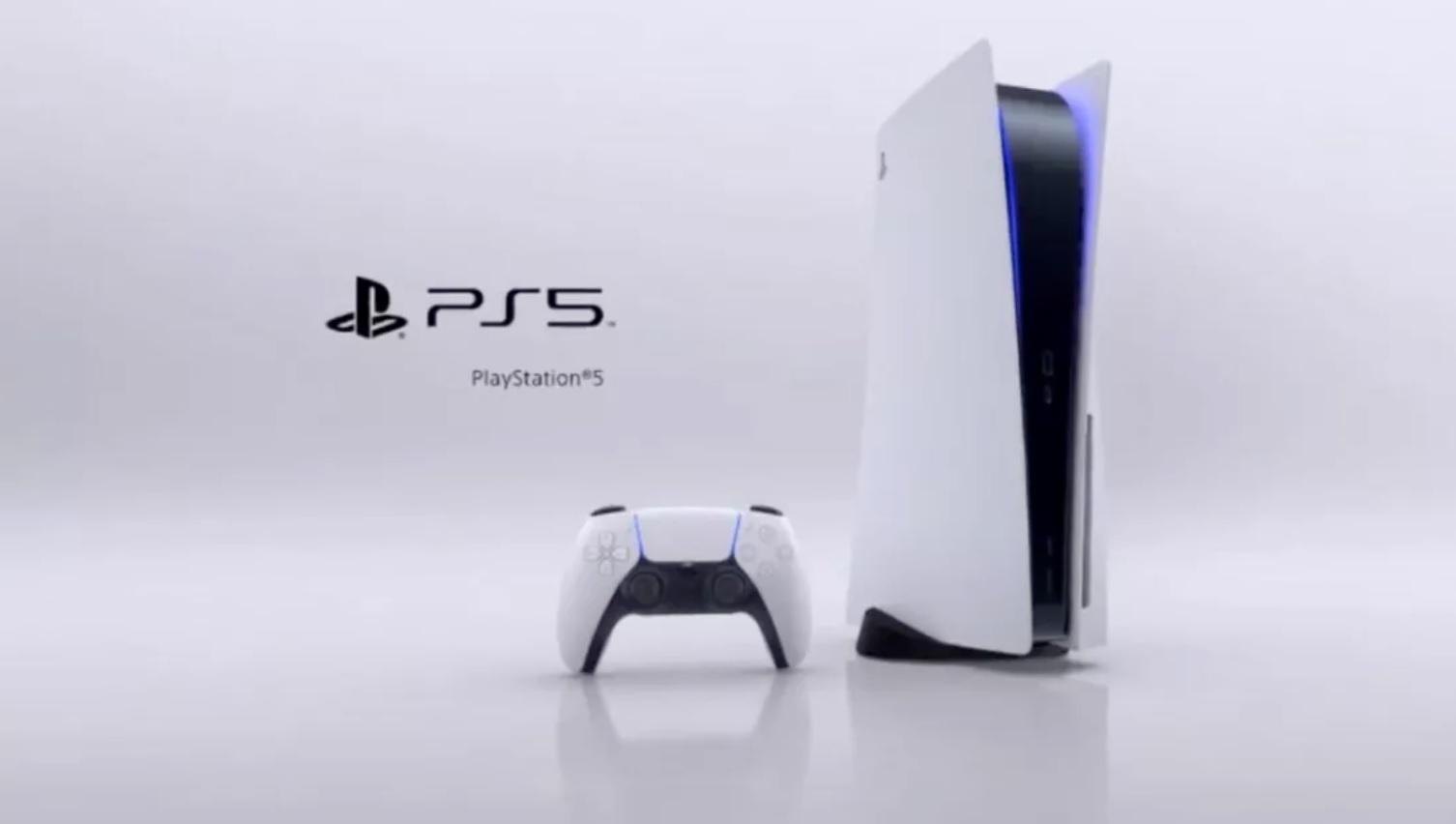 Tässä se on! Tältä näyttää uusi PS5-konsoli!