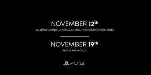 Tasan viikko Playstation 5 julkaisuun