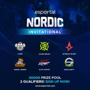 Esportal Nordic Invitational turnaus