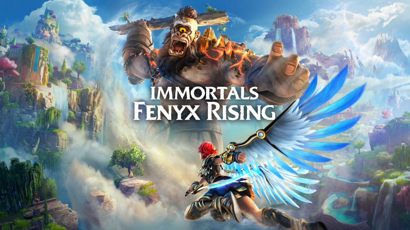 Toimintaseikkailu Immortals: Fenyx Rising saa tarinallisen päätöksen viimeisellä lisäosallaan
