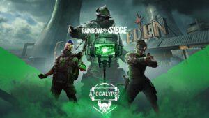 Rainbow Six: Siege -toimintapelissä käydään maailmanlopun taisteluihin