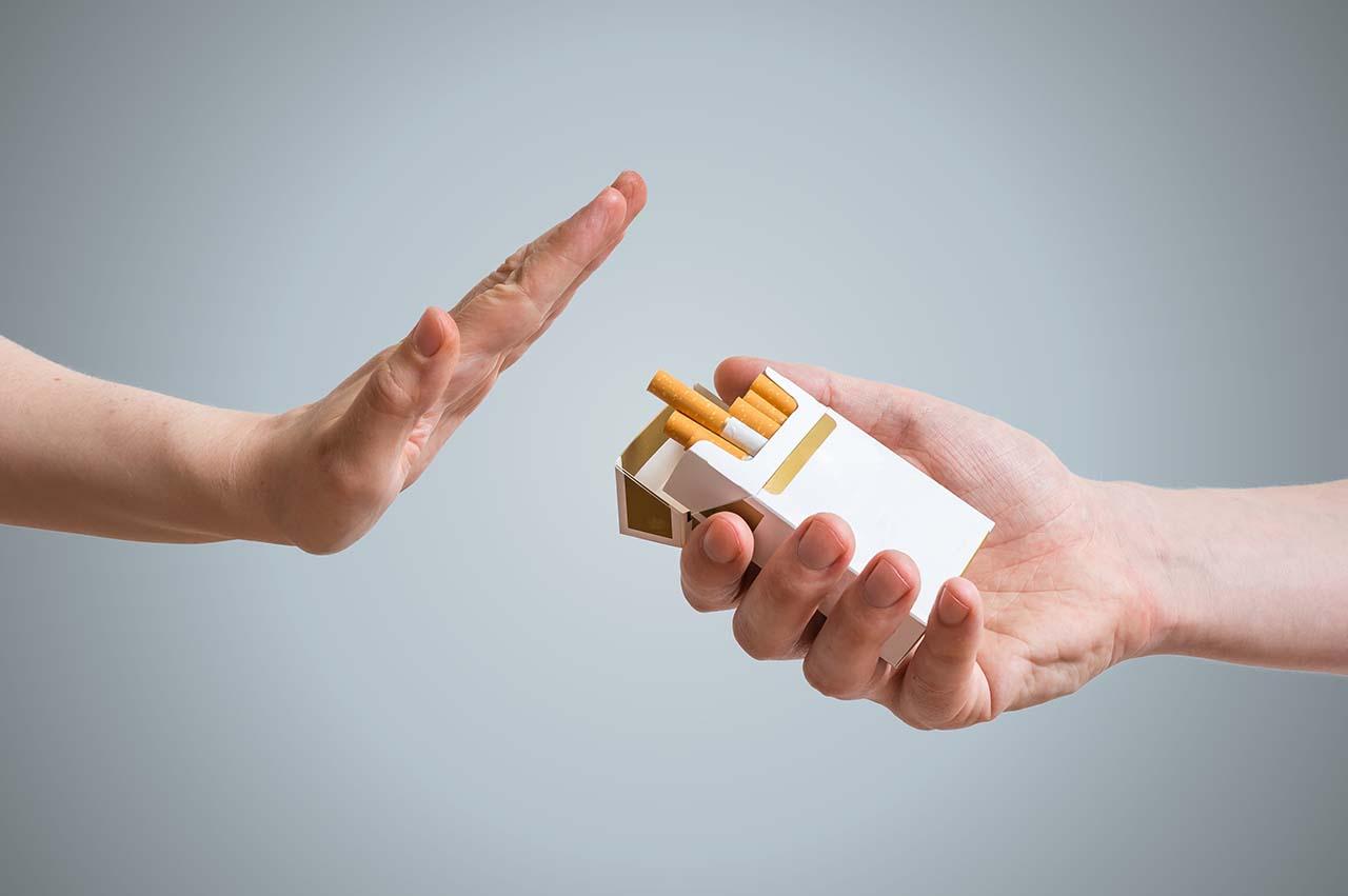 Lopeta tupakointi – pelaat paremmin